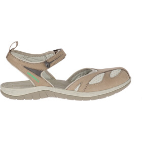 Merrell Siren Wrap Q2 Sandals Women brindle